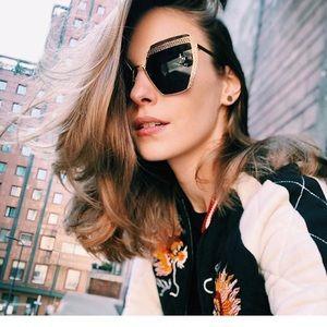 Oxydo Gold framed Sunglasses 2.3